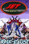 Jet Comics comic books