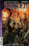 Jim Butcher's The Dresden Files: Down Town #6 Comic Books - Covers, Scans, Photos  in Jim Butcher's The Dresden Files: Down Town Comic Books - Covers, Scans, Gallery