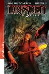 Jim Butcher's The Dresden Files: War Cry comic books