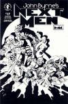 John Byrne's Next Men #17 comic books for sale