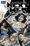 John Byrne's Next Men #5 Comic Books - Covers, Scans, Photos  in John Byrne's Next Men Comic Books - Covers, Scans, Gallery