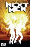 John Byrne's Next Men #9 Comic Books - Covers, Scans, Photos  in John Byrne's Next Men Comic Books - Covers, Scans, Gallery