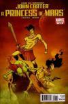 John Carter: A Princess of Mars Comic Books. John Carter: A Princess of Mars Comics.