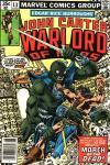 John Carter: Warlord of Mars #13 comic books for sale