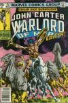 John Carter: Warlord of Mars #15 comic books for sale
