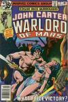 John Carter: Warlord of Mars #17 comic books for sale