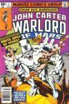 John Carter: Warlord of Mars #2 comic books for sale