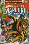 John Carter: Warlord of Mars #21 comic books for sale
