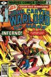 John Carter: Warlord of Mars #25 comic books for sale