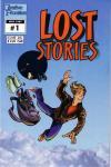 John Riley and Garrett Berner's Lost Stories # comic book complete sets John Riley and Garrett Berner's Lost Stories # comic books