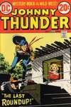 Johnny Thunder Comic Books. Johnny Thunder Comics.