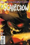 Joker's Asylum: Scarecrow comic books