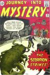 Journey into Mystery #82 comic books for sale