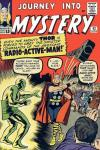 Journey into Mystery #93 comic books for sale
