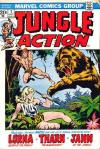 Jungle Action Comic Books. Jungle Action Comics.