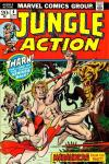 Jungle Action #4 comic books for sale