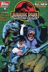 Jurassic Park: Raptors Hijack Comic Books. Jurassic Park: Raptors Hijack Comics.