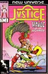Justice #3 comic books for sale