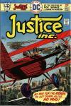 Justice Inc. #4 comic books for sale