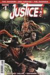 Justice Inc. #1 comic books for sale