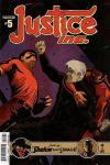 Justice Inc. #5 comic books for sale