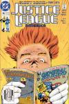 Justice League #46 comic books for sale