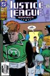 Justice League #53 comic books for sale