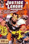 Justice League #96 comic books for sale