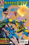 Justice League #87 comic books for sale