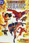 Justice League Adventures #1 comic books for sale