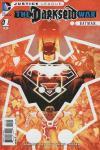 Justice League: Darkseid War: Batman #1 comic books for sale