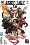 Justice League Day Comic Books. Justice League Day Comics.