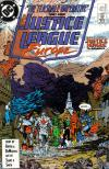 Justice League Europe #8 comic books for sale