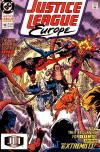 Justice League Europe #15 comic books for sale