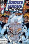 Justice League Europe #16 comic books for sale