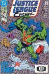 Justice League Europe #28 comic books for sale