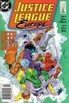 Justice League Europe #2 Comic Books - Covers, Scans, Photos  in Justice League Europe Comic Books - Covers, Scans, Gallery