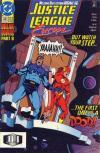 Justice League Europe #32 comic books for sale
