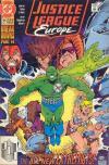 Justice League Europe #35 comic books for sale