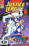 Justice League Europe #38 comic books for sale