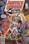 Justice League Europe #3 Comic Books - Covers, Scans, Photos  in Justice League Europe Comic Books - Covers, Scans, Gallery