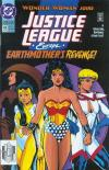 Justice League Europe #42 comic books for sale