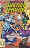 Justice League Europe #44 comic books for sale
