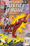 Justice League Europe #45 comic books for sale