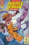 Justice League Europe #53 comic books for sale