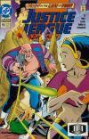 Justice League Europe #55 comic books for sale