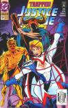 Justice League Europe #56 comic books for sale