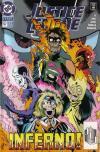 Justice League Europe #57 comic books for sale