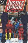 Justice League Europe #6 comic books for sale