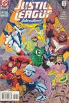 Justice League Europe #60 comic books for sale